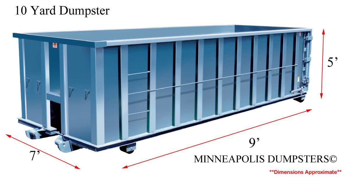 Get The Dumpster Size Your Project Needs